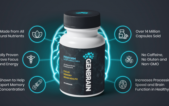 genbrain cognitive booster